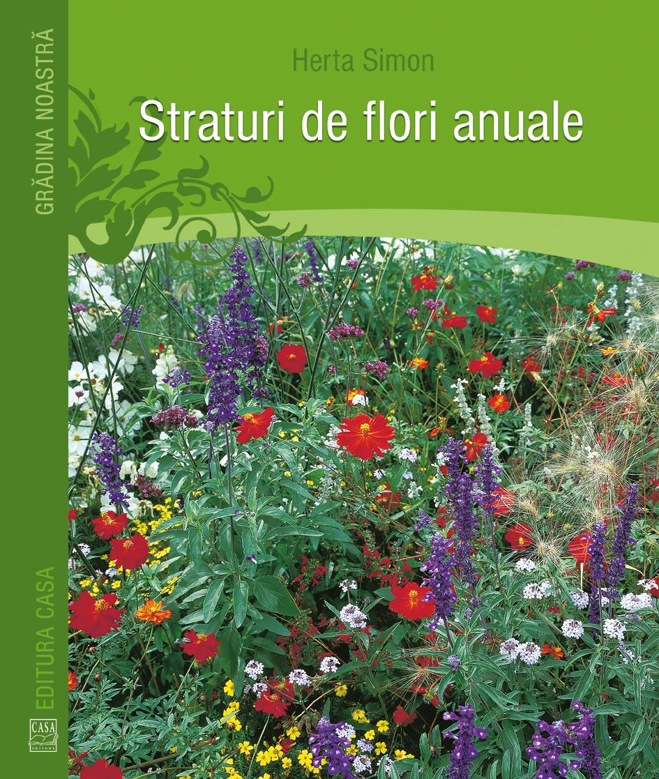 straturi de flori anuale