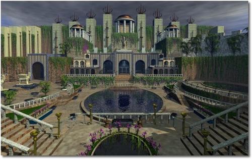 gradinile babilonului