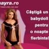 Participa la concurs si castiga un Babydoll Belenos!