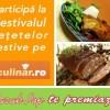 Participa la festivalul retetelor festive!