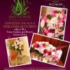 Rezultatele expozitiei anuale a designerilor floristi