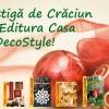 De Craciun, Editura Casa te premiaza din nou!