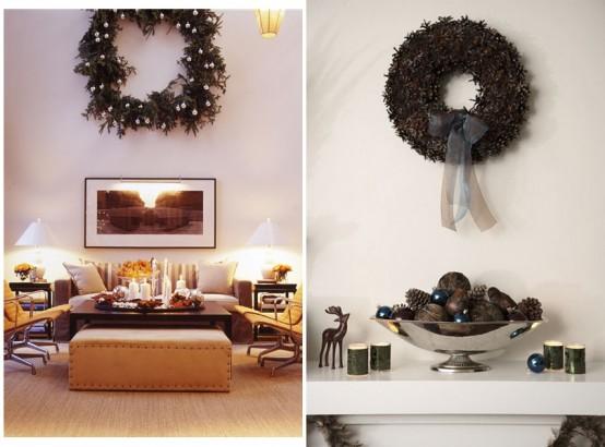 decoratiuni interioare de craciun pentru casa