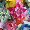 Cum sa faci un buchet din flori de hartie