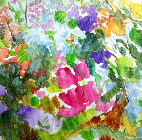 Picturile pot readuce culoarea in gradina dumneavoastra