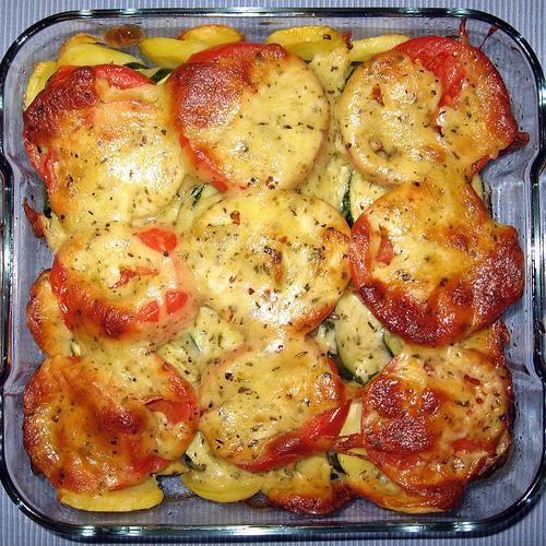 cartofi cu branza
