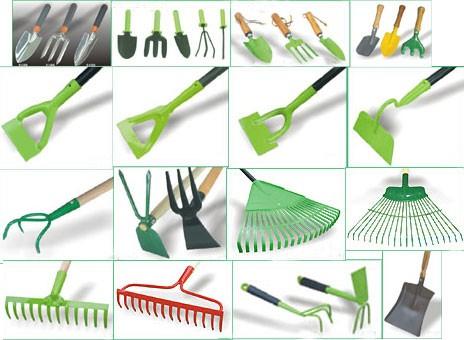 Uneltele de bază pentru grădinărit
